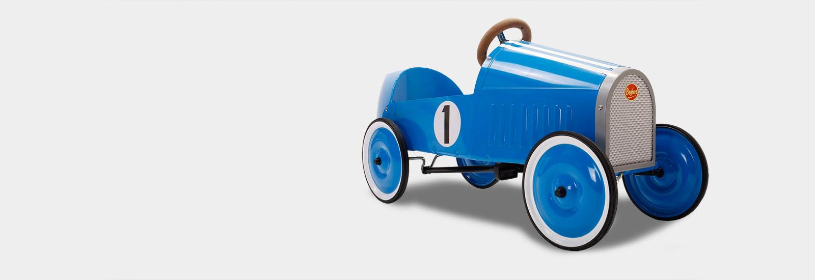 Classic pedal car co