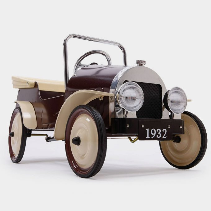 Country Classic Pedal Car