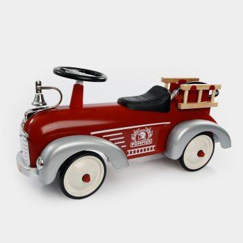 Firetruck Speedster